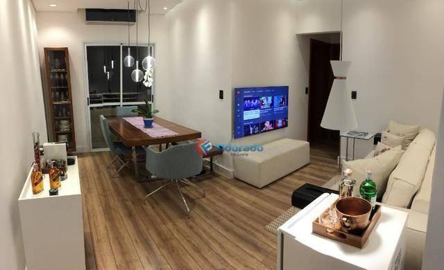 Apartamento à venda, 58 m² por r$ 281.000,00 - jardim marajoara - nova odessa/sp