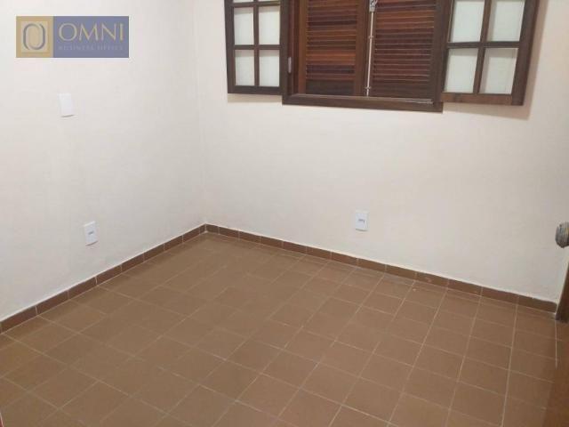 Sobrado com 4 dormitórios à venda, 208 m² por R$ 615.000,00 - Vila Valparaíso - Santo Andr - Foto 10