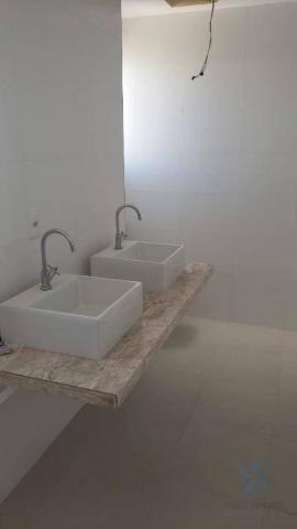 Cobertura com 3 dormitórios à venda, 130 m² por r$ 1.725.000,00 - meireles - fortaleza/ce - Foto 7