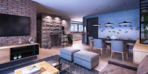 Apartamento à venda com 2 dormitórios em São joão, Porto alegre cod:IK31249 - Foto 4