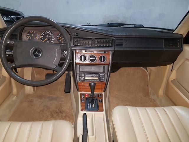 Mercedes 190 E - Relíquia - Foto 5