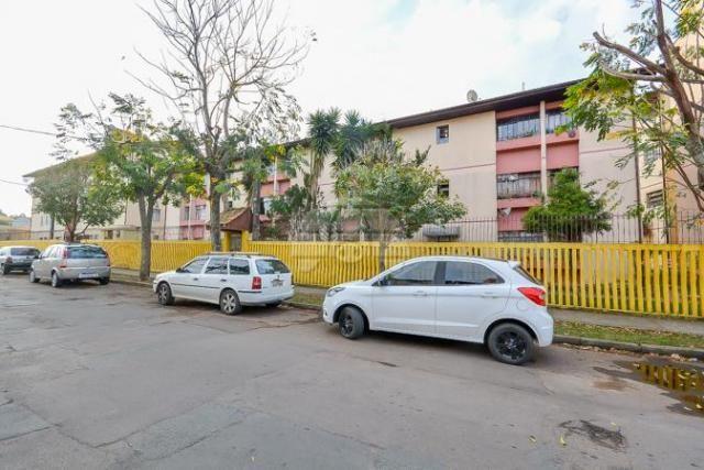 Apartamento à venda com 2 dormitórios em Caiuá, Curitiba cod:154092 - Foto 2