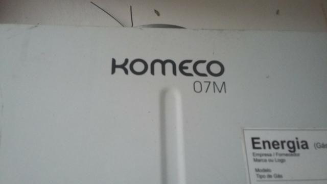 Komeco - Aquecedor (seminovo) - Foto 3