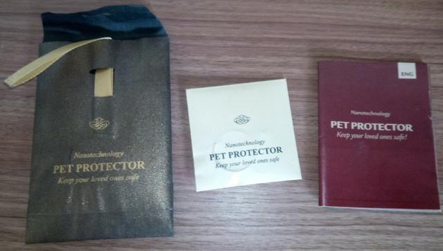 Pet Protector contra pulgas, carrapatos e mosquitos - Foto 5