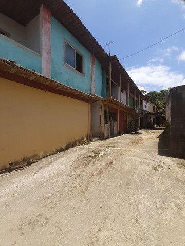 Casa com piscina e com pontos comerciais e 9 kitinetes na avenida em Itamaracá - Foto 7
