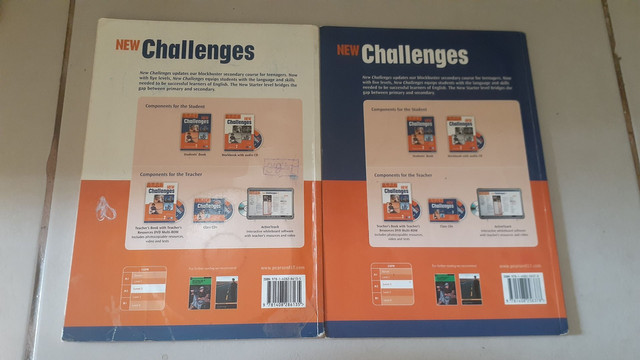 New Challenges A2 Student's Book 2 e Workbook com CD 2 Pearson - Foto 5
