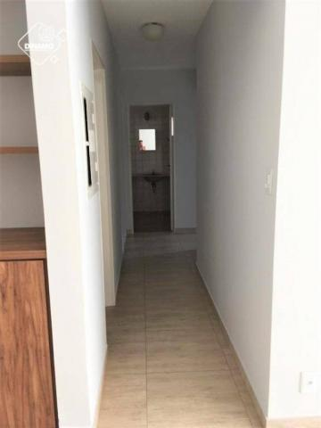 Apartamento com 2 dormitórios para alugar, 80 m² por R$ 1.100,00/mês - Centro - Ribeirão P - Foto 5