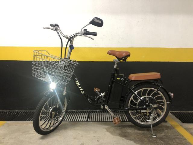 Bicicleta elétrica Blitz