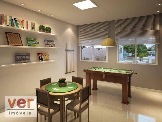 Apartamento à venda, 61 m² por R$ 360.000,01 - Parangaba - Fortaleza/CE - Foto 10