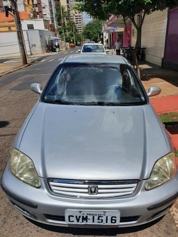 Honda Civic 2000 - Completo!