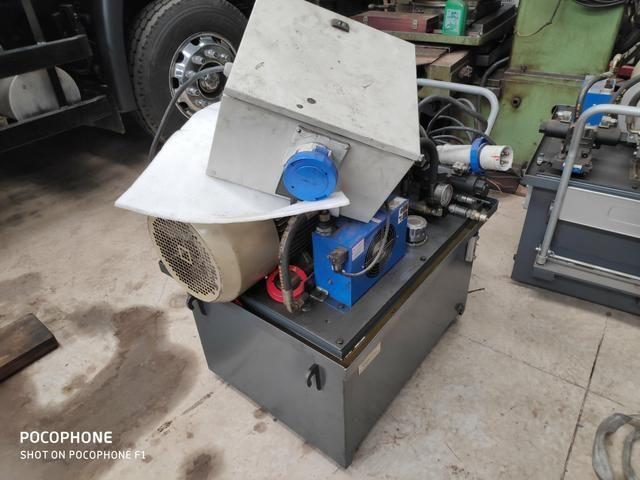 Unidade hidraulica 15cv - Foto 6