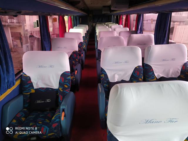 LD 1450 leito 28 lugar Scania k124 - Foto 6