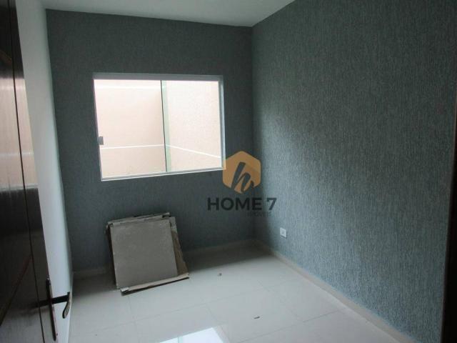 Casa com 2 dormitórios à venda, 43 m² por R$ 195.000 - Sítio Cercado - Foto 13
