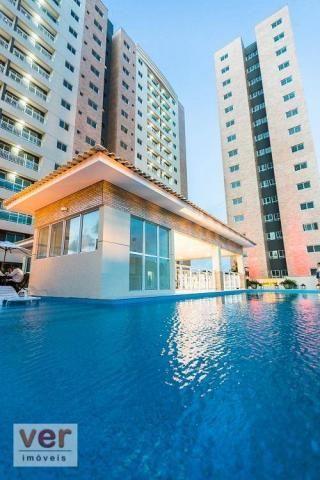 Apartamento à venda, 61 m² por R$ 360.000,01 - Parangaba - Fortaleza/CE - Foto 3