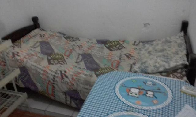 Quarto mobiliado individual para moças - Foto 3