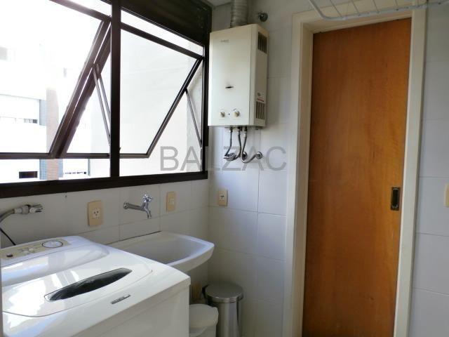 Petrópolis, linda vista, escritório, 2 vagas, mobiliado, 3 d, suíte - Foto 16