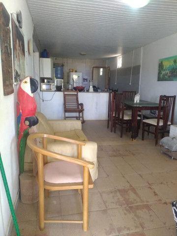 Casa com piscina e com pontos comerciais e 9 kitinetes na avenida em Itamaracá - Foto 10