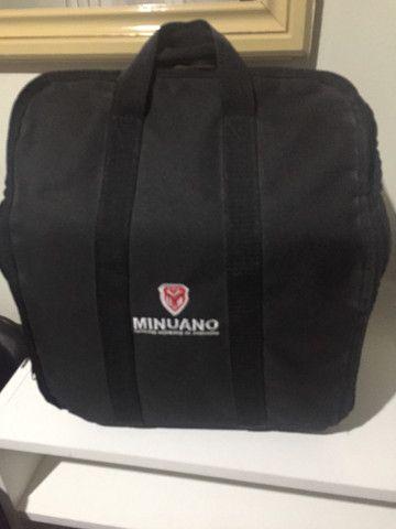 Gaita Acordeom Minuano 8 baixos - Foto 2