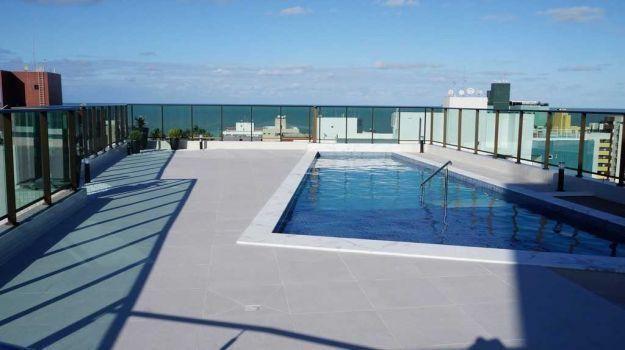 Apartamento à venda, 48 m² por R$ 395.000,00 - Cabo Branco - João Pessoa/PB - Foto 6