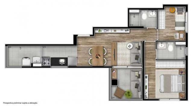 You Collection Studio e 2 quartos com ótima localização em Pinheiros - São Paulo, SP - Foto 15
