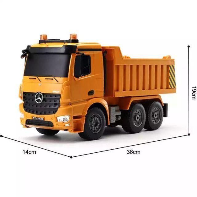 Caminhão de controle remoto 2.4 - Foto 5