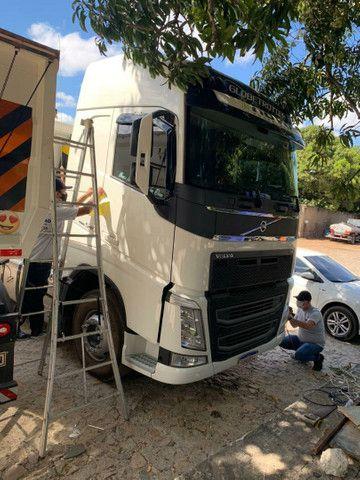 Caminhão, máquinas pesadas e agrícolas marcação antiroubo. - Foto 5
