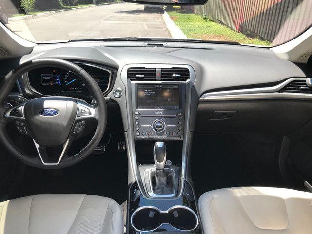 Fusion AWD top de linha 2016 - Foto 5