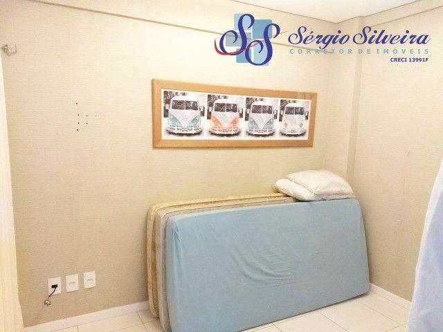 Apartamento no Palm Beach no Porto das Dunas com 2 quartos - Foto 10