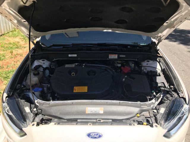 Fusion AWD top de linha 2016 - Foto 9
