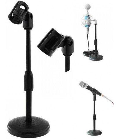 Suporte de Mesa para Microfone De Mesa Knup KP-M0019 - Foto 2