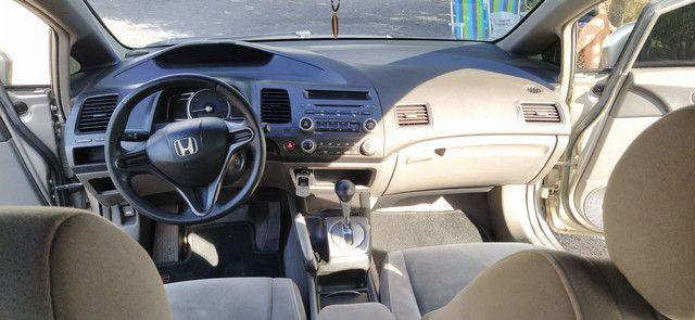 Civic 2007 lxs automático - Foto 7