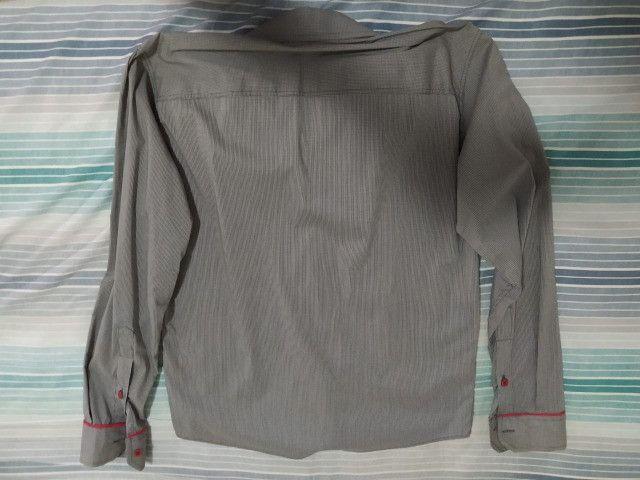 Camisa Bewell Slim fit nova - Foto 2