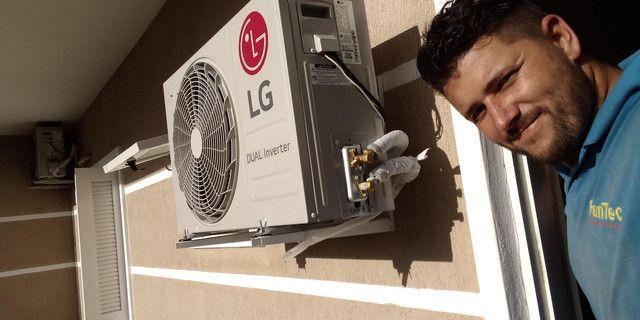 Técnico manutenção de ar condicionado - Foto 3