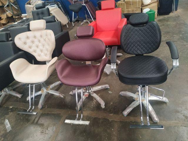 Vai montar um salão beleza ??? ***Só Salão, fábrica de móveis pra cabeleireiro a  - Foto 6