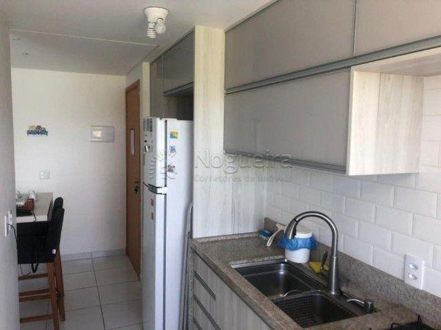Apartamento em Porto de Galinhas / Praia do Cupe / Muro alto com 3 quartos - Foto 4