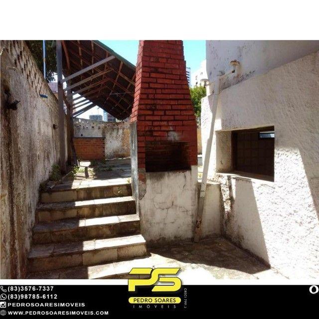 Casa com 3 dormitórios para alugar, 275 m² por R$ 5.000/mês - Tambaú - João Pessoa/PB - Foto 4