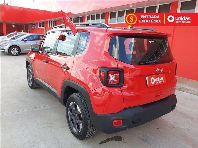 Jeep Renegade Sport 1.8 em mega promoção - Foto 6