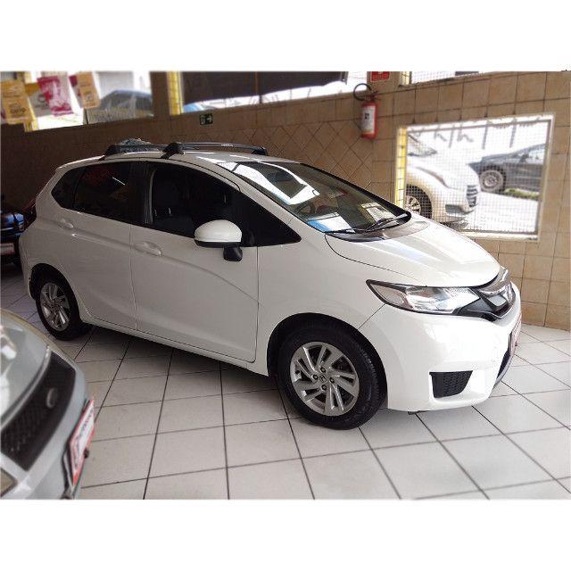 Honda Fit Lx Automático 1.5 Flex 2015 - Foto 7