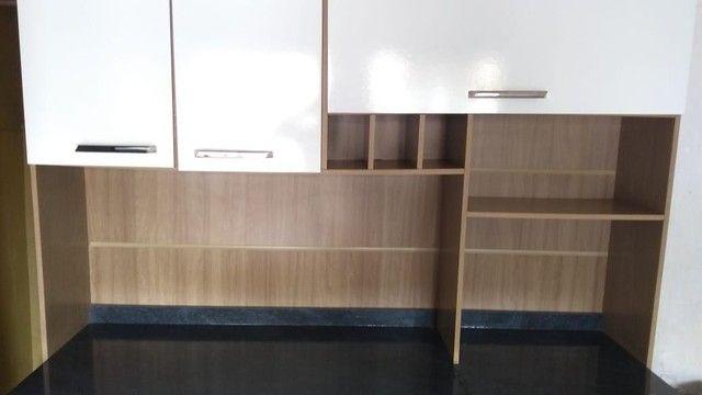 Armário de cozinha seme-novo - Foto 2