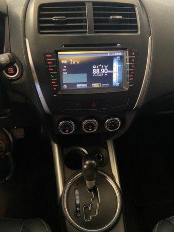 Asx 4x4 AWD impecável 2015 (blindado) - Foto 7