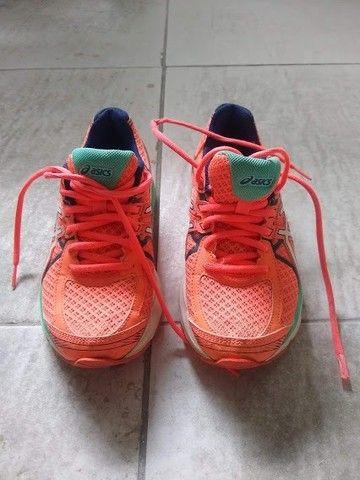 Tênis nº 34 calça 35