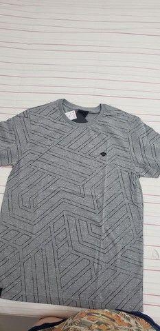 Camisa de malha