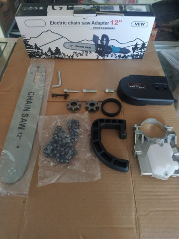 Kit serra elétrica - Foto 4