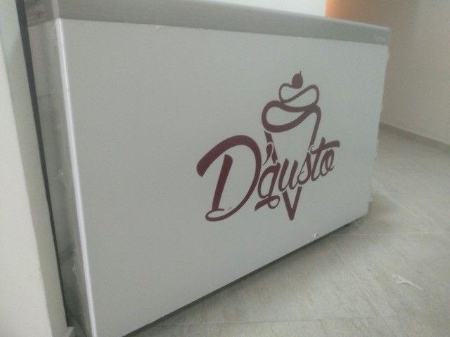 adesivação de geladeira e freezer
