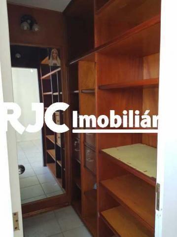 Apartamento à venda com 3 dormitórios em Laranjeiras, Rio de janeiro cod:MBAP33323 - Foto 5