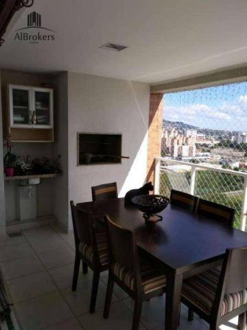 Apartamento com 3 suítes à venda, 162 m² por R$ 1.490.000 - Central Parque - Porto Alegre/ - Foto 3