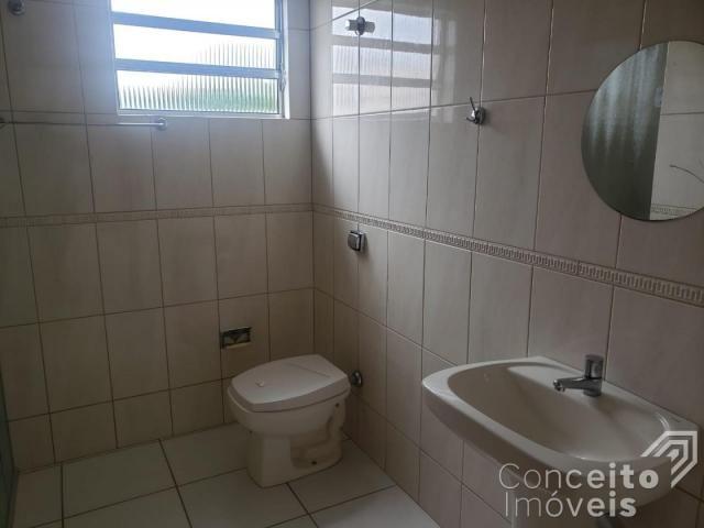Apartamento para alugar com 3 dormitórios em Jardim carvalho, Ponta grossa cod:393123.001 - Foto 12