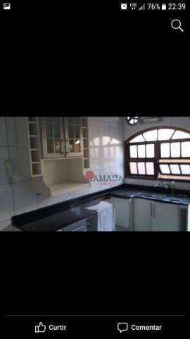 Casa assobradada, terreno 10x30m, 03 vagas, 04 dormitórios, suíte, à venda, 195 m² por R$  - Foto 9