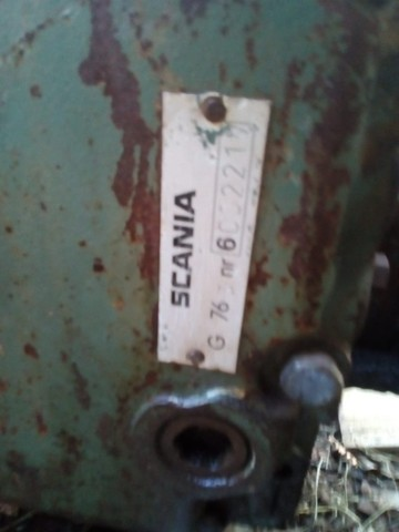 Cambio Scania G76 - Foto 3