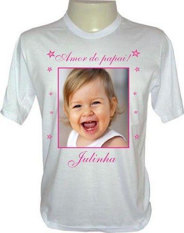 Camisa adulto personalizada - Foto 6